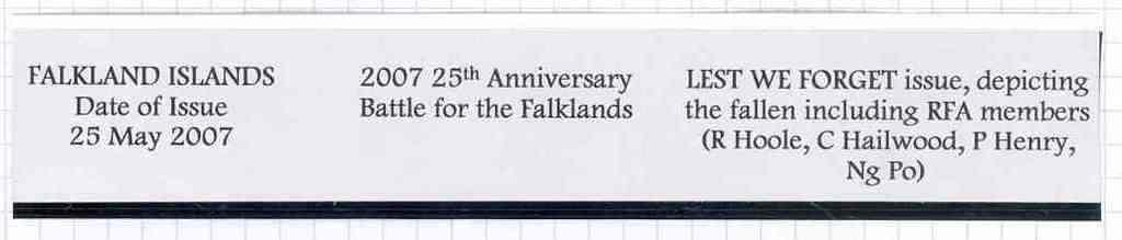 Falklands (Ascension)