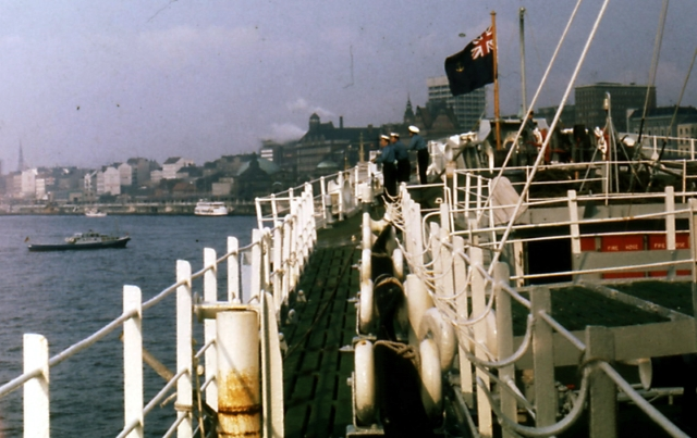 Wave Chief HAMBURG 1973