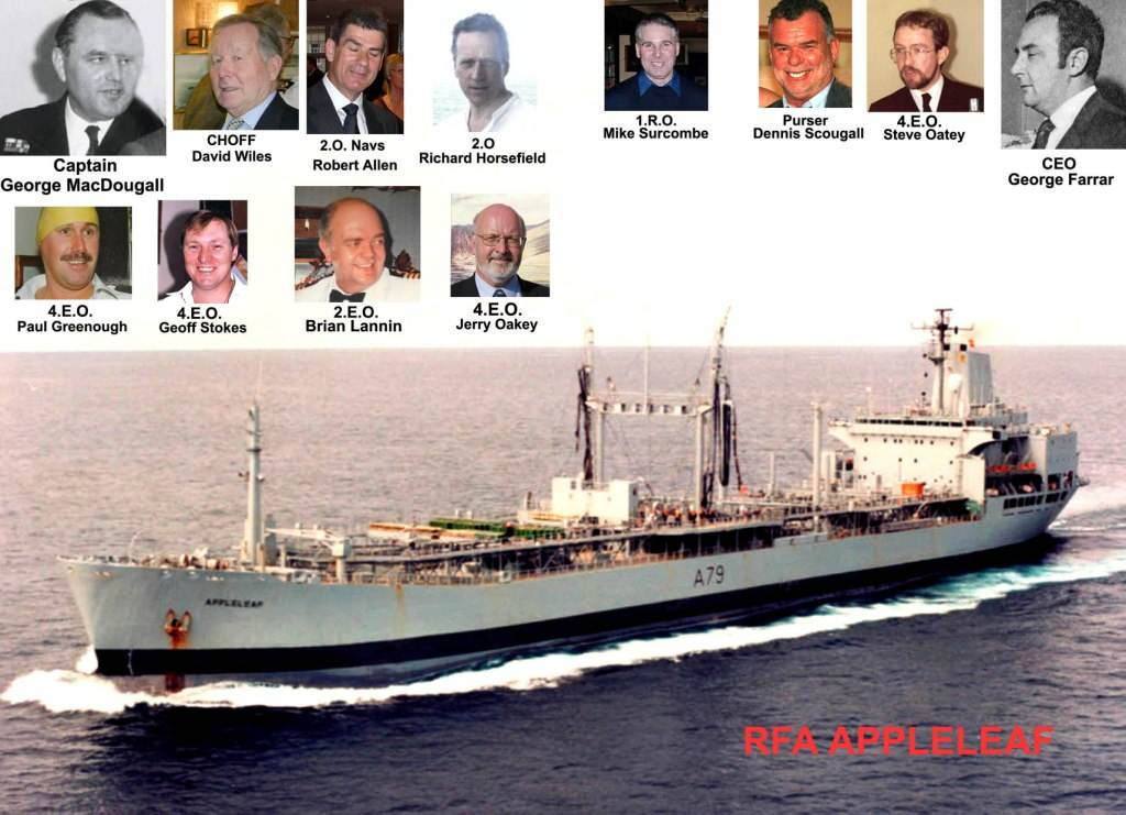 RFA Appleleaf 1982