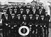 Rosyth Officers 1972