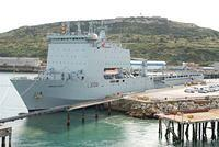 RFA Mounts Bay 2006 -