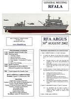Founding of RFA Association