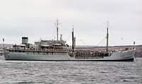 RFA Brown Ranger 1941 - 1974