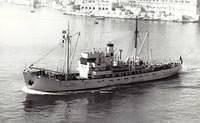 Sea Salvor 1954